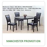 MANCHESTER PROMOTION